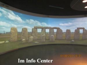 Info Center Stonehenge