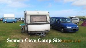 Sennen Cove Camp Site