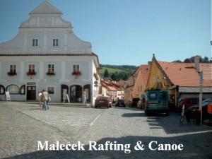 Malecek Rafting und Canoe