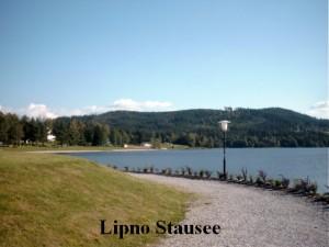 Lipno Stausee