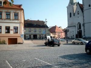 Pisek Altstadt