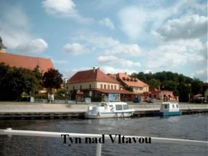 Tyn nad Vltavou