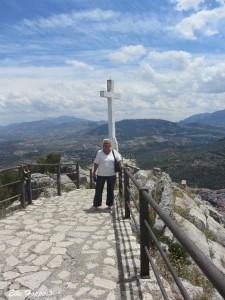 Aussichtspunkt am Castillo Santa Catalina
