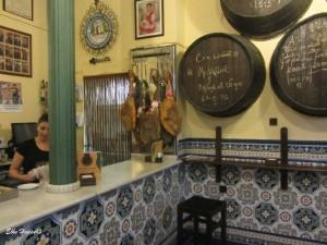 Unser Lieblingslokal in Jaén