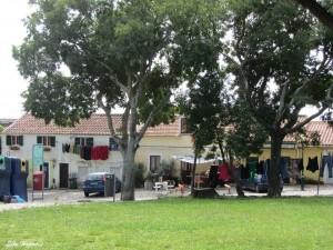 der Stadtbezirk Ajuda