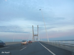 Brücke Vasco de Gama