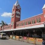 Madras, das heutige Chennai ist die Hauptstadt von Tamil Nadu