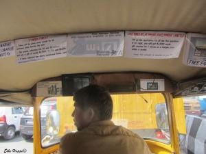 Tuktuk mit WiFi