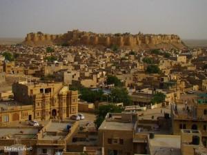 Jaisalmer, die goldene Stadt