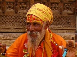 Sadhu- ein heiliger Mann