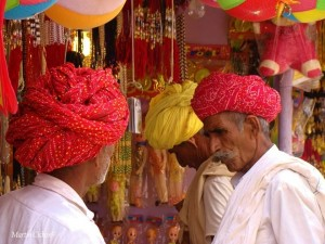farbenfrohes Rajasthan