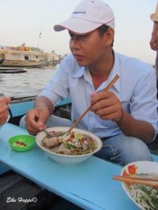 Frühstück in Vietnam