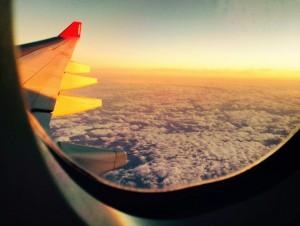 Hinflug Naples
