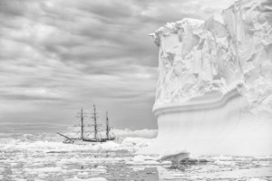 Per Segelreise in die Antarktis