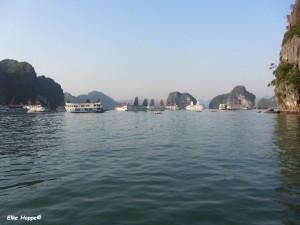 Halong Bucht, das Highlight einer Vietnam Reise