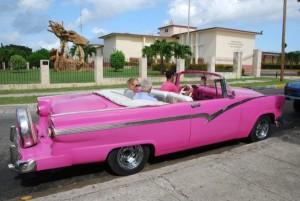 Oldtimerrundfahrt Havanna