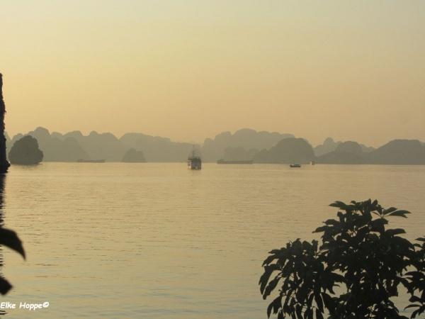 Halong Bay, die schönste Bucht Asiens