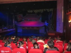 der Theaterraum
