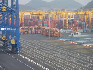 Der Hafen von Chiwan
