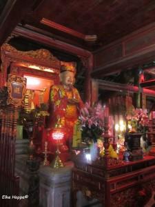 Konfuzius im Allerheiligsten