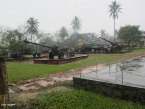das Militär Museum in Hue
