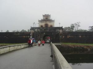 Eingang zur Zitadelle der Königsstadt