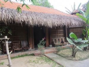 unser Bambushaus