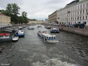 der Kanal Mojka
