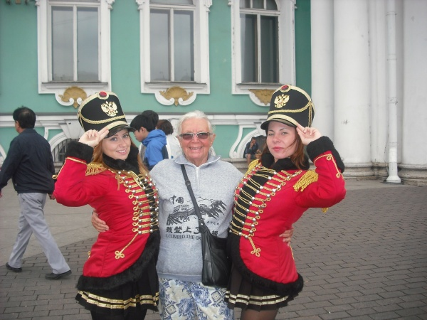 St. Petersburg, die einstige Zarenhauptstadt