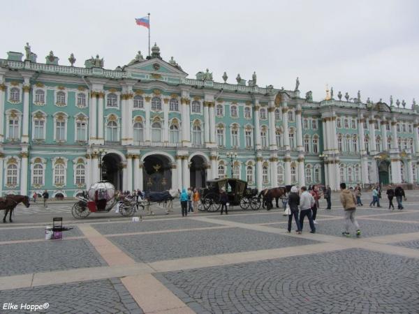 Eremitage in St. Petersburg, Kunstsammlung von Katharina II
