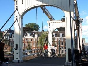 Die Fahrradtouren mit Beginn in Amsterdam