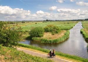 Fahrradtouren im Polderland
