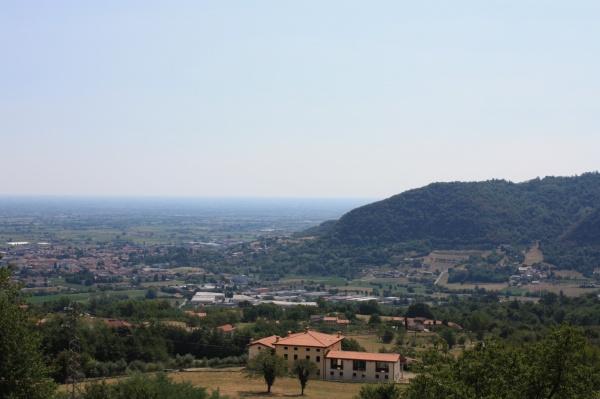 Blick vom Monte di Malo