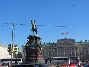 Reiterdenkmal von Nikolaus I