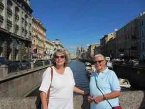 St. Petersburg, das Venedig des Nordens