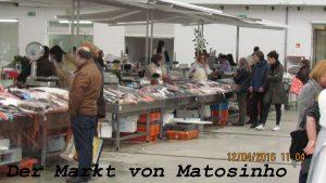 Der Markt von Matosinho