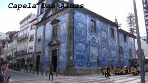 Fassade Capela Das Almas