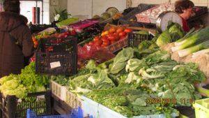Gemüse Mercado Bolhao