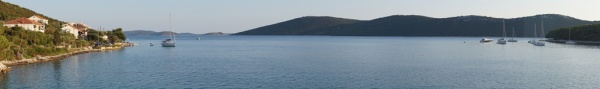 Panorama vom Schiff