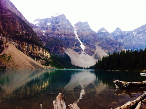 Westkanada-Calgary nach Vancouver-17 Tage