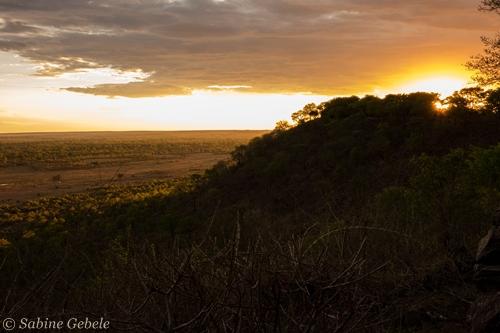 Simbabwe selbst er-fahren– Hwange National Park
