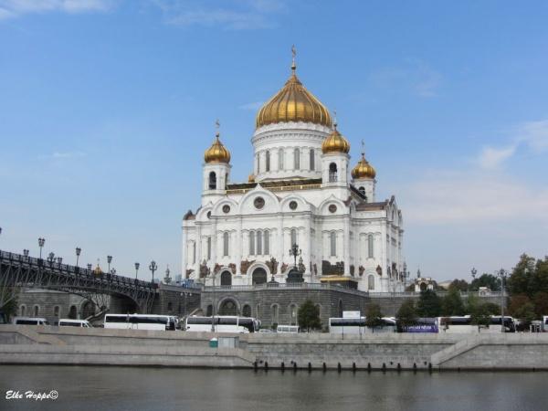Das Neujungfrauenkloster und der Neue Friedhof in Moskau