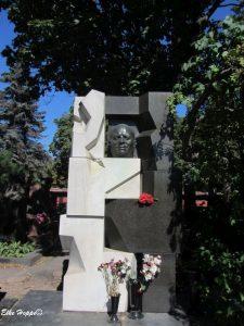 Grabmahl von Nikita Chruschtschov