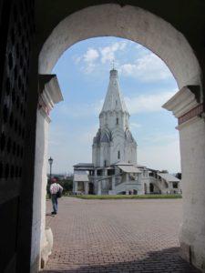 Christi Himmelsfahrt Kathedrale in Kolomenskoje