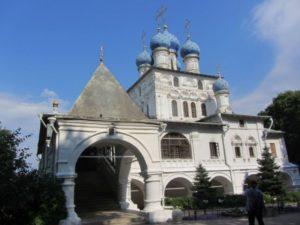 Kirche der Gottesmutter von Kazan