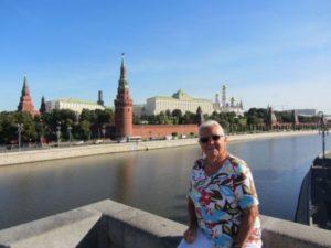 Moskau und der Kreml