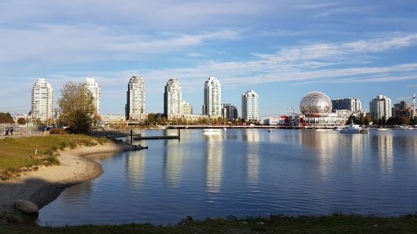 Vancouver - Vancouver Island - Whistler - Okanagan Tal in 24 Tagen