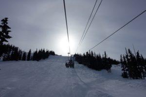 Skireise nach Whistler