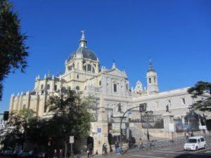 Kathedrale Almudena