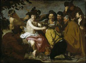 Der Triumph des Baccus (Foto:Prado)